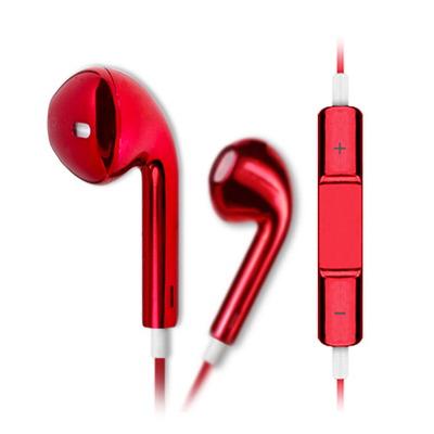 크롬도금 고감도 마이크내장 컨트롤톡 이어폰 TWINKLE EARPOD