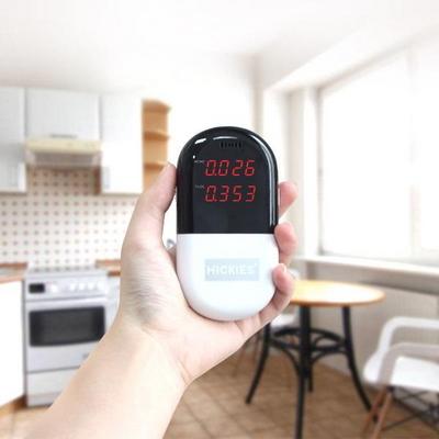 HICKIES 가정 어린이집 사무실 휴대용 공기측정기