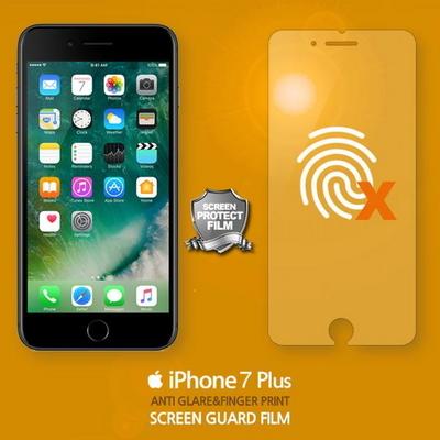 아이폰7 플러스 저반사 지문방지 액정보호필름
