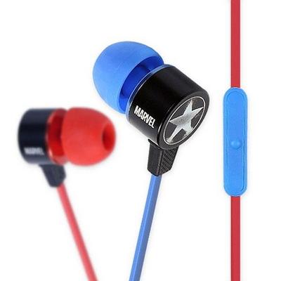 Marvel정품 어벤져스 라이센스 컨트롤톡 이어폰