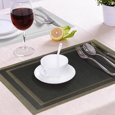 레스토랑 카페 플레이팅 인테리어 다이닝 테이블 매트