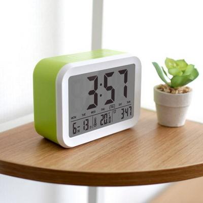 터치 탁상시계 talking clock