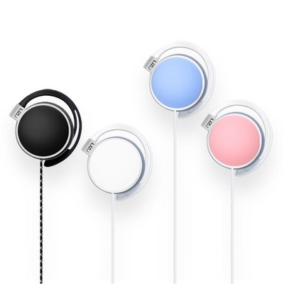 귀가편한 스포츠 클립형 스마트폰 리모트 헤드폰 LIZU