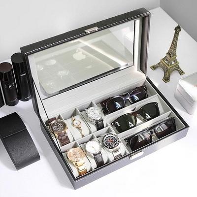 명품 선글라스 안경 시계 주얼리 수납정리 가죽보관함