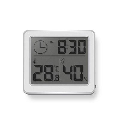 쾌적한 실내환경 BIG LCD 스마트 온습도 시계 Urban