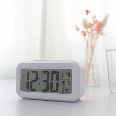 자동백라이트 온도측정 BIG LCD 스마트알람시계 PRIME
