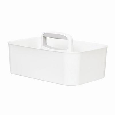 홈 리빙 주방 욕실 인테리어 소품정리 핸들 바스켓
