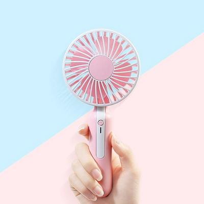 저소음 휴대용 무선 선풍기 체리쥬빌레+비치백