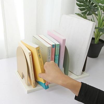 오피스 공부방 깔끔 데스크 서류정리 3단 독서 책꽂이