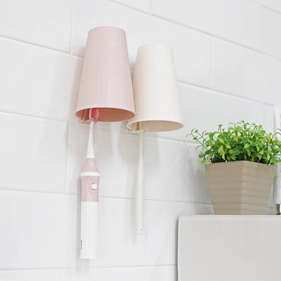 욕실 사무실 무타공 청결 위생보관 칫솔 양치컵 홀더