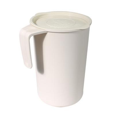 싱글 신혼라이프 위생적인 밀폐형 음식물 쓰레기통 2L