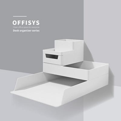 오피스 사무용품 데스크정리 OFFISYS 시스템 트레이