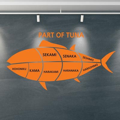 PART OF TUNA (SS0031)
