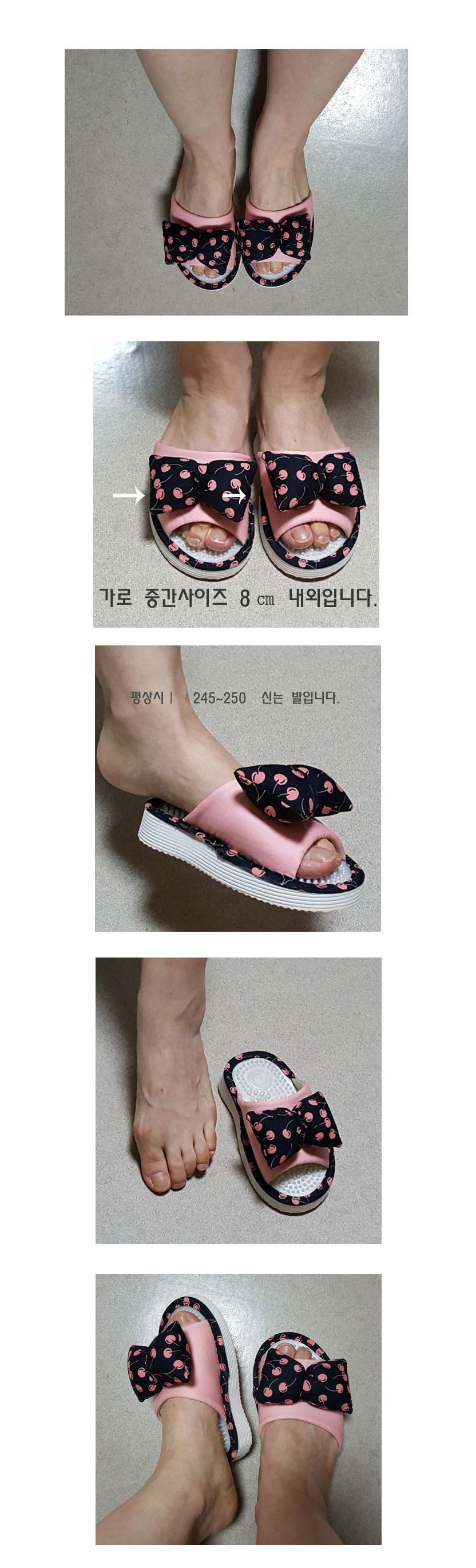 체리 헬츠 다이어트 슬리퍼(2color)-annahouse - 안나하우스, 11,000원, 운동기구/소품, 운동기구
