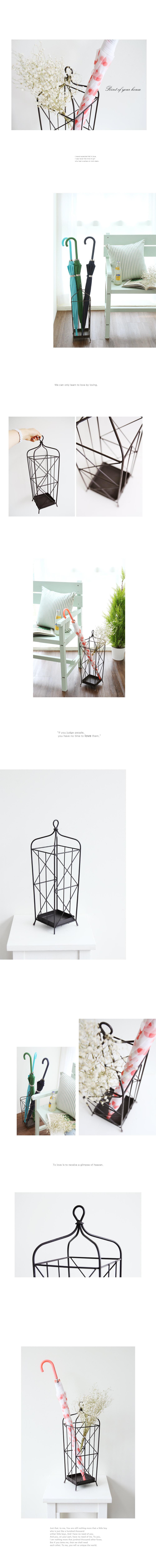 철재 심플 우산꽂이- - 안나하우스, 26,000원, 생활잡화, 우산꽂이