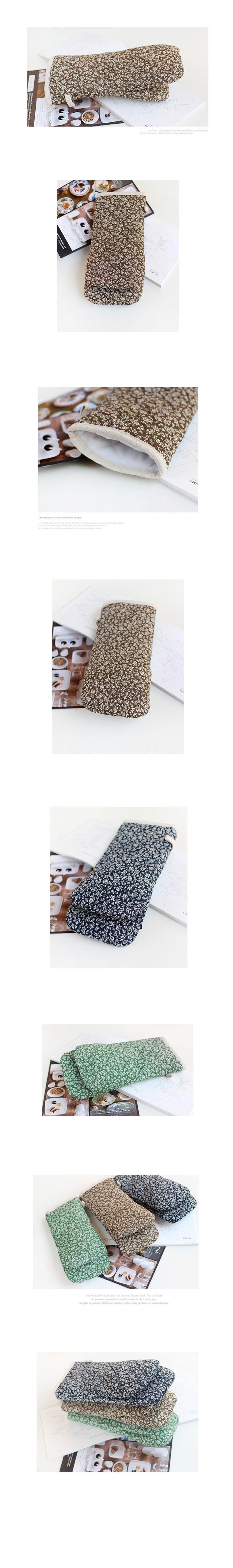 베리플라 오븐장갑(3color) -한손 - 안나하우스, 5,000원, 주방장갑/주방타올, 주방장갑