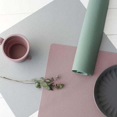 파스텔 실리콘 식탁 매트(4color) annahouse