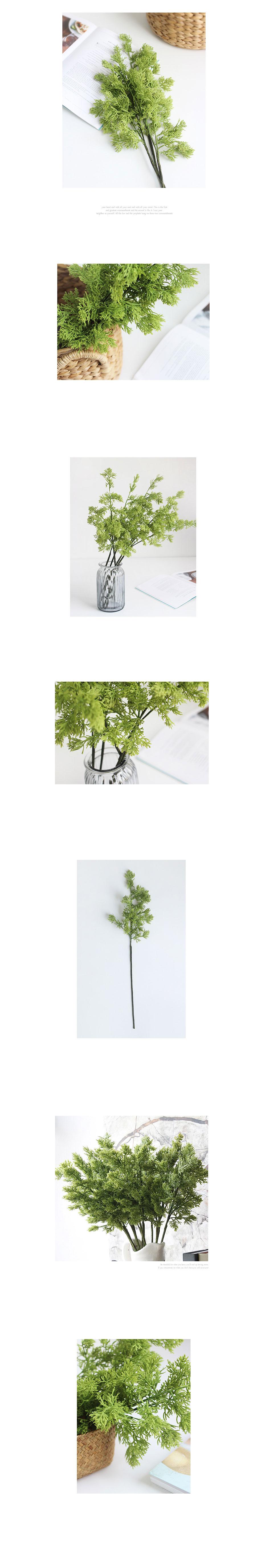 소나무가지 조화 - 안나하우스, 8,000원, 조화, 부쉬