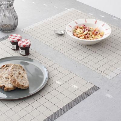 체크 테이블(개인) 식탁매트 - 4color