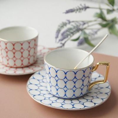 이사벨 골드 커피잔  1p - 2color