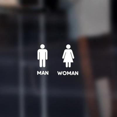 화장실아이콘미니