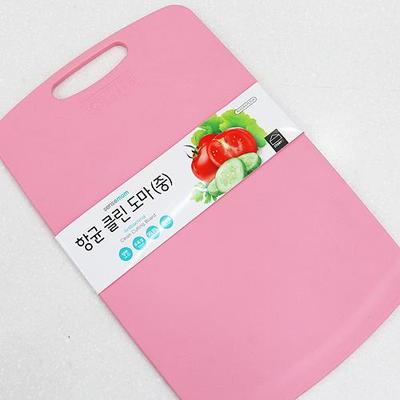센스 클린 도마 (중) - 핑크