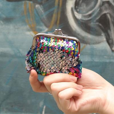 2500 스팽글 동전지갑 (랜덤발송)
