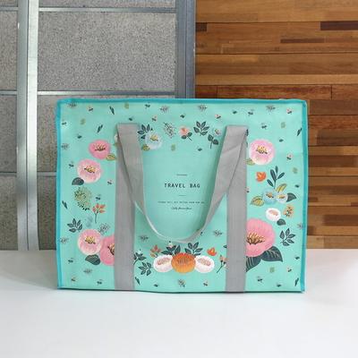 5000 꽃길 타포린 쇼핑백 대 (랜덤발송)