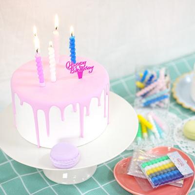 유어캔들 파티 숏스틱 생일초 모음