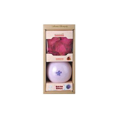 천연 장미 바쓰볼 + 장미입욕꽃잎세트(로즈)