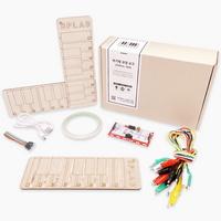 엔트리 코딩교육 키트 DIY 전자피아노 기본형(메이키메이키 보드, 영상 제공, 메뉴얼 포함)