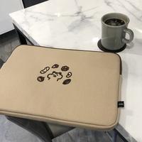 넛츠파티 아이패드파우치 + 노트북파우치