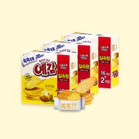 오리온 예감 오리지널 18p x 3통 / 감자과자 감자칩