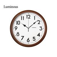 루미너스 루나돔 벽시계
