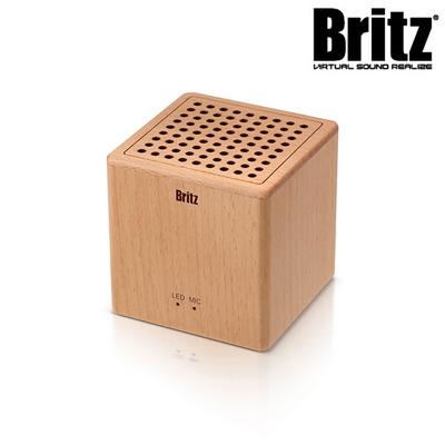 휴대용 대나무 블루투스 스피커 BZ-W06