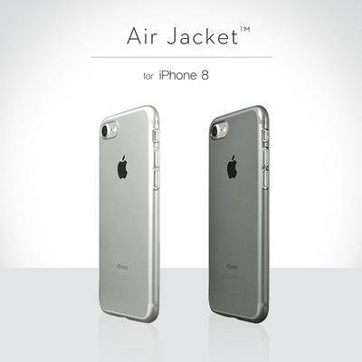 파워서포트 에어자켓 아이폰8 케이스 아이폰7 호환 초슬림 일본제작