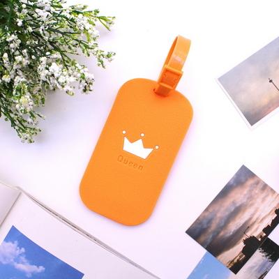 오렌지 퀸 트래블 네임텍