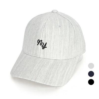 엔와이 레터 볼캡 모자 AC455