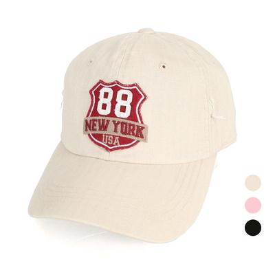 에이티에이 쉴드 패치 볼캡 모자 AC456