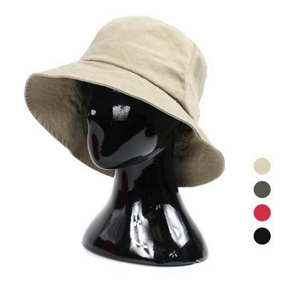 베이직 심플 벙거지 모자 DCH-ET585