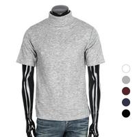 남성 반팔 목폴라 티셔츠 MGB854N
