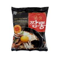 뉴군산짬뽕라면(Barley Tasty Seafood) 1BOX (20개입)