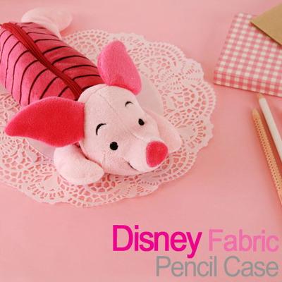 피글렛 디즈니 봉제 필통