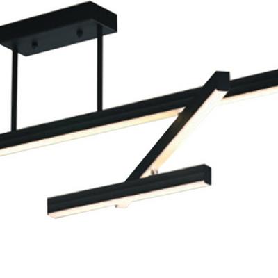 LED 스피노 사각 펜던트 800 3등-24W