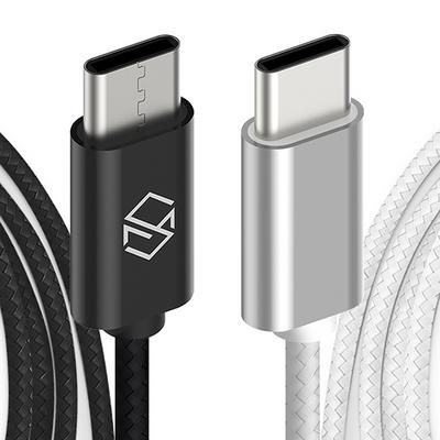 고속충전 USB C타입 메탈릭 충전기 케이블
