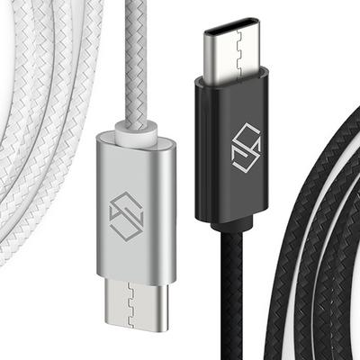 신지모루 고속충전 USB C타입 메탈릭 충전기 케이블