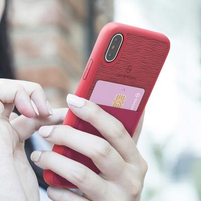 신지파우치케이스 SPC 갤럭시노트8 카드수납 핸드폰 케이스