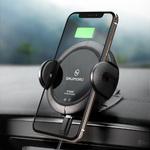 신지모루 오그랩 차량용 무선충전 핸드폰 자동거치대