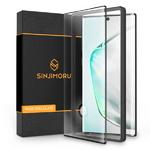 신지모루 5D 갤럭시노트10 플러스 5G 풀커버 강화유리
