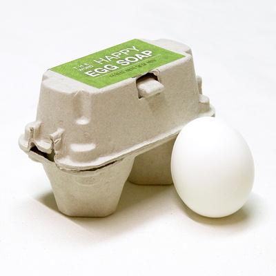 더워드 해피 달걀비누(2구)